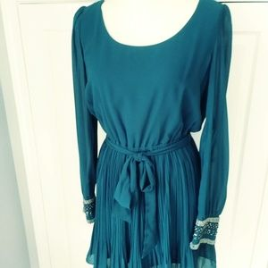 Cute Double Zero Waist Dress